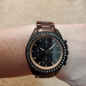 Like New Women's Fossil Watch